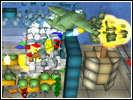 Скриншот Страйк Бол 2