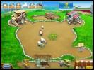 Скриншот Веселая ферма. Печем пиццу.